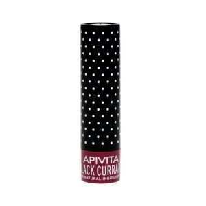 Apivita Lip Care Tinted Black Currant 4.4GR