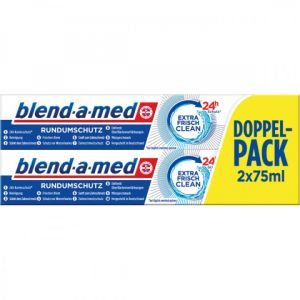 Blend a Med Οδοντόκρεμα Complete Εxtra Fresh 2x75ml