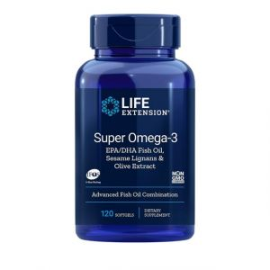 Life Extension Super Omega-3 EPA/DHA 120 μαλακές κάψουλες | Dpharmacy.gr