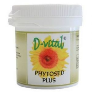 Metapharm D-Vital Phytosed Plus 30 Κάψουλες