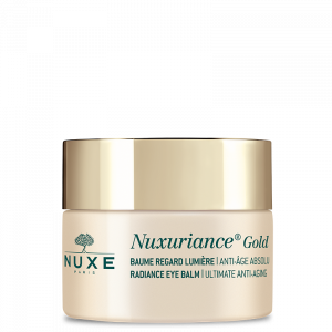 Nuxe Nuxuriance Gold Ultimate Anti-Aging Radiance Eye Balm Αντιγηραντικό Balm Λάμψης Ματιών 15ml
