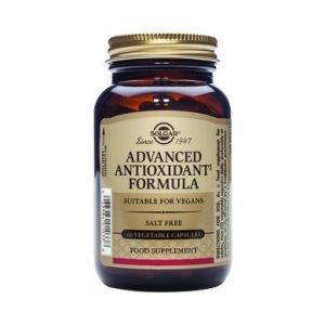 Solgar Advanced Antioxidant Formula 60 Veg. Caps
