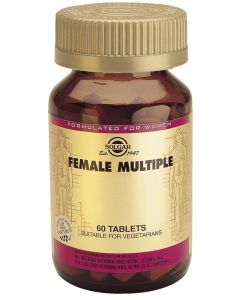 Solgar Female Multiple Tablets 60S