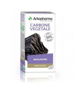 Arkopharma Vegetable Charcoal Φυτικός Άνθρακας 45 Caps