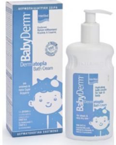 Intermed Babyderm Dermatopia Bath Cream 300ml