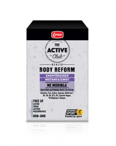 Lanes The Active Club Body Reform 60Tabs