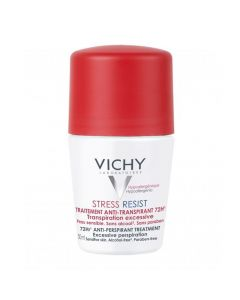 Vichy Deodorant  Roll-On Αποσμητικό Stress Resist 1 Τμχ