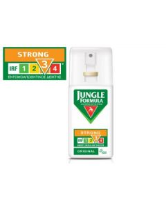 Omega Pharma Jungle Formula Strong Original Spray με Irf3  Εντομοαπωθητικό Σπρέι 75ml