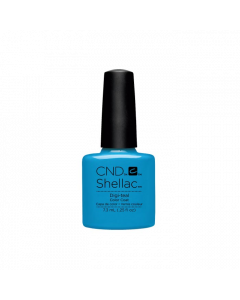 Cnd Shellac Digi - Teal Color Coat Ημιμόνιμο Βερνίκι 7.3ml