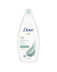 Dove Purifying Detox Green Clay Αφρόλουτρο 500ml