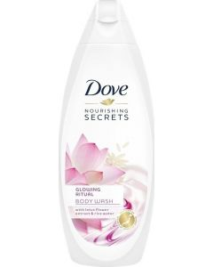 Dove Glowing Lotus Αφρόλουτρο 500ml