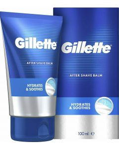Gillette Storm Hydra Hydrates & Soothes After Shave Balm Για Μετά Το Ξύρισμα 100ml