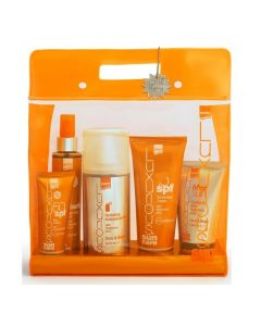 Intermed Luxurious Sun Care High Protection Πακέτο Αντιηλιακής Προστασίας Με Υαλουρονικό Οξύ Με 5 Προϊόντα