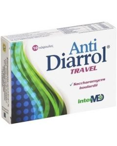 Intermed Antidiarrol Travel 10Caps