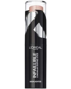 L' Oreal Infallible Stick Highlighter 501 Oh My Jewels Γυαλάδα 9gr