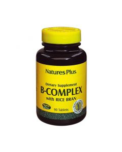 Nature Plus Vitamin B Complex-Rice Bran 90 Tαμπλέτες