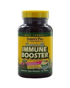 Natures Plus Immune Booster 90 Κάψουλες
